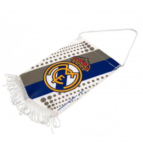 Real Madrid F.C. Mini Pennant