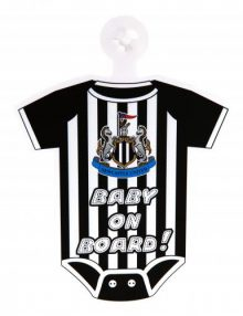 Newcastle United F.C. Baby On Board