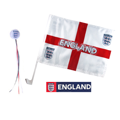 England F.A. Car Accessories Pack