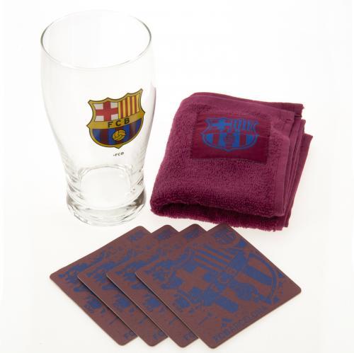 F.C. Barcelona Mini Bar Set PT