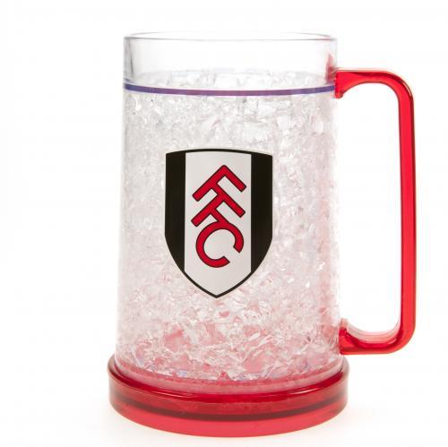 Fulham F.C. Plastic Freezer Tankard