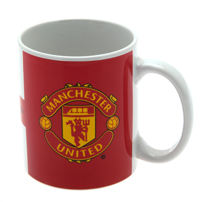 Manchester United F.C. Mug VT