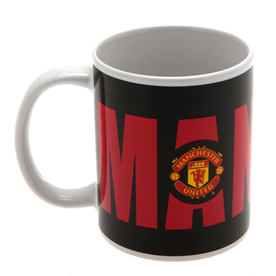 Manchester United F.C. Mug WM
