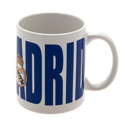 Real Madrid F.C. Mug WM