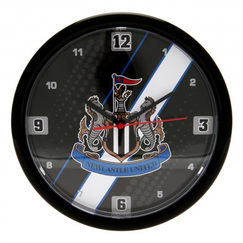 Newcastle United F.C. Wall Clock ST