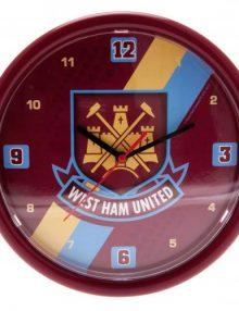 West Ham F.C. Wall Clock ST