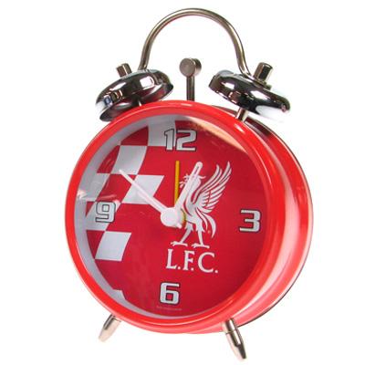 Liverpool F.C. Alarm Clock CQ