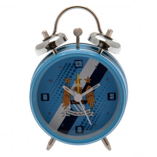 Manchester City F.C. Alarm Clock ST