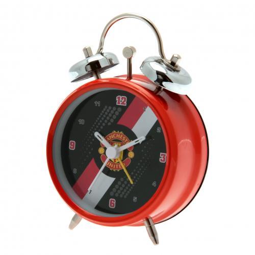 Manchester United F.C. Alarm Clock ST