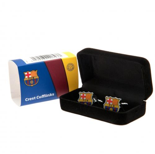 F.C. Barcelona Cufflinks