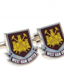 West Ham United F.C. Cufflinks