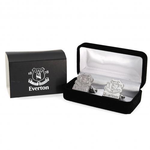 Everton F.C. Cufflinks Chrome