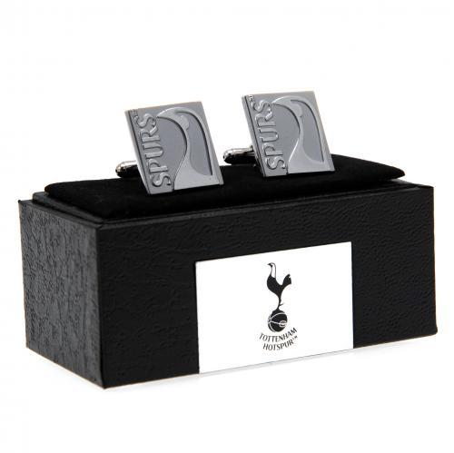 Tottenham Hotspur F.C. Cufflinks Chrome