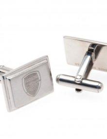 Arsenal F.C. Stainless Steel Cufflinks