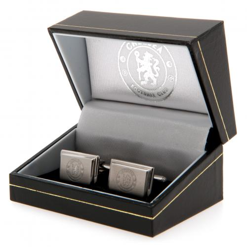 Chelsea F.C. Stainless Steel Cufflinks