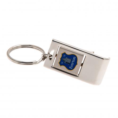 Everton F.C. Keyring Bottle Opener
