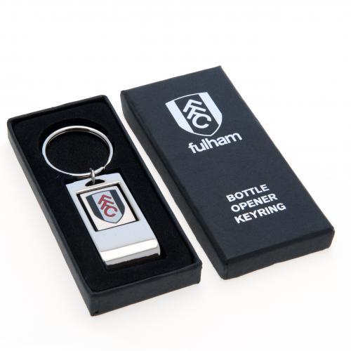 Fulham F.C. Keyring Bottle Opener