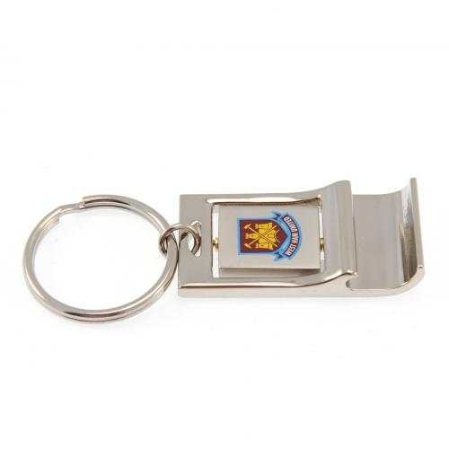 West Ham United F.C. Keyring Bottle Opener
