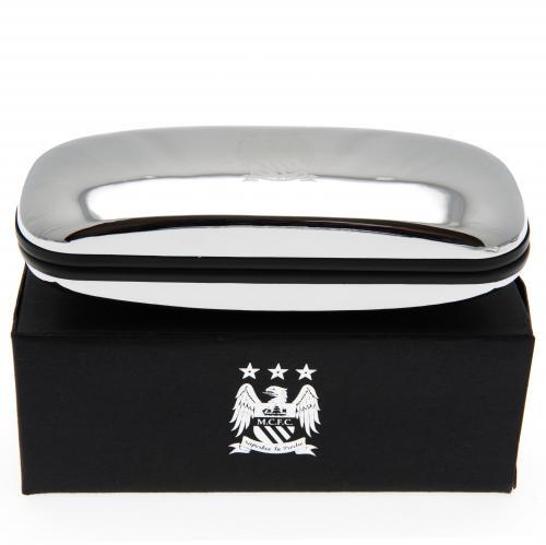 Manchester City F.C. Chrome Glasses Case