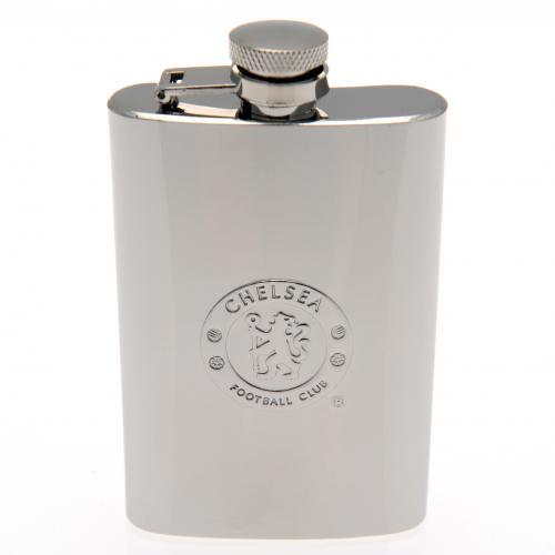 Chelsea F.C. Hip Flask