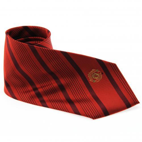 Manchester United F.C. Silk Tie ST