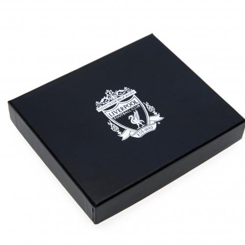 Liverpool F.C. Leather Wallet Panoramic