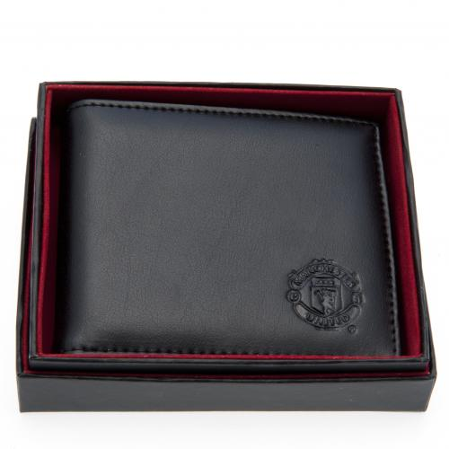 Manchester United F.C. Leather Wallet Panoramic