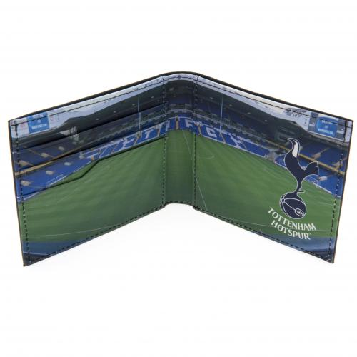 Tottenham Hotspur F.C. Leather Wallet Panoramic