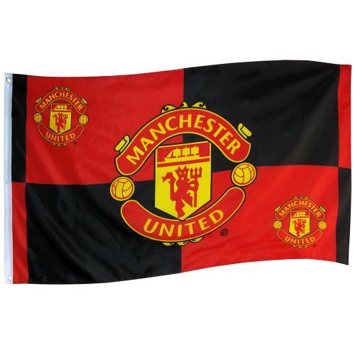 Manchester united fc flag qt monster sports manchester united fc flag qt voltagebd Image collections