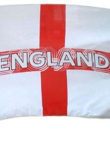 England F.A. Flag Saint George & Crest