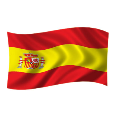Spain Royal Flag