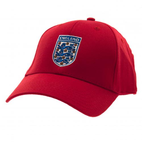 England F.A. Cap Red