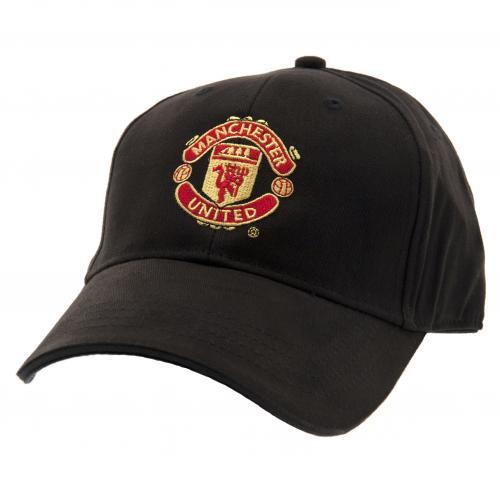 Manchester United F.C. Cap BLK
