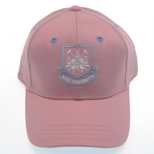 West Ham United F.C. Ladies Cap Pink