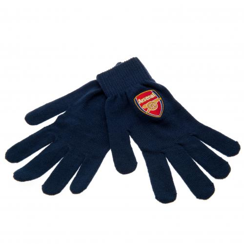 Arsenal F.C Knitted Gloves Adult