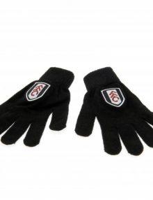 Fulham F.C. Knitted Gloves Junior
