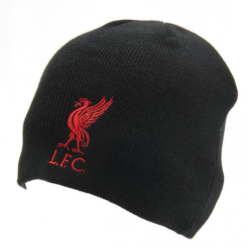 Liverpool F.C. Knitted Hat BLK