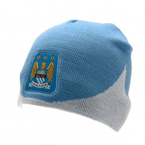 Manchester City F.C. Knitted Hat WN