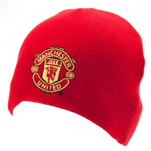 Manchester United F.C. Knitted Hat RD