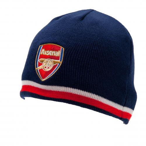 Arsenal F.C. Reversible Knitted Hat