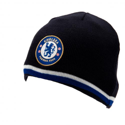 Chelsea F.C. Reversible Knitted Hat