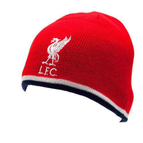 Liverpool F.C. Reversible Knitted Hat