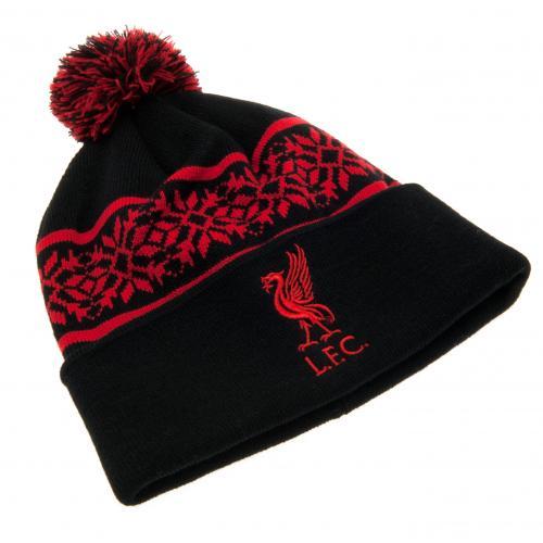 Liverpool F.C. Ski Hat BLK