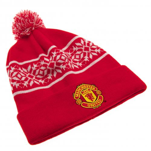 Manchester United F.C. Ski Hat
