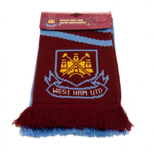 West Ham United F.C. Scarf VS