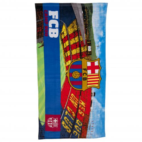 F.C. Barcelona Towel SD