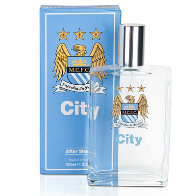 Manchester City F.C. Aftershave