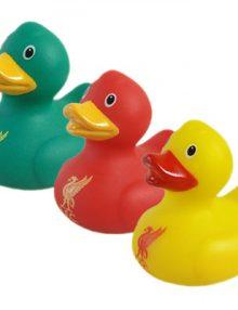 Liverpool F.C. 3pk Mini Duck Set