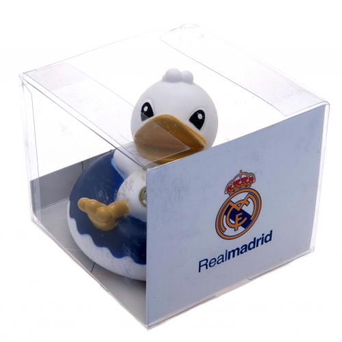 Real Madrid F.C. Rubber Dinghy Duck