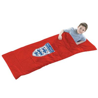 England F.A. Sleepover Bag Red